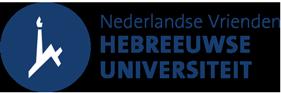 Nederlandse Vrienden Van De Hebreeuwse Universiteit Logo